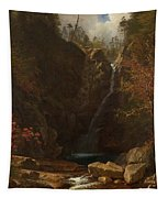 Glen Ellis Falls Tapestry