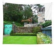 Glenveagh Garden Gate Tapestry