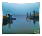 Gloomy Morning Tapestry