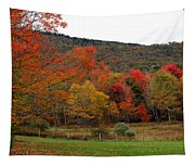 Glorious Fall Leaves Tapestry