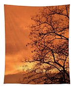Glorious Silhouettes 1 Tapestry