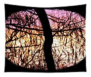 Glorious Silhouettes 3 Tapestry