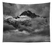 Glowing Glaciers In The Tantalus Range Tapestry