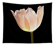 Glowing Tulip Tapestry