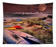 Go Float Yer Boat Tapestry