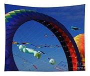 Go Fly A Kite 2 Tapestry