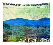 Go Tell It On The Mountain Tapestry
