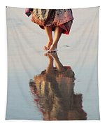Goa Reflections  Tapestry