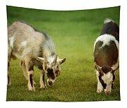 Goat Tapestry