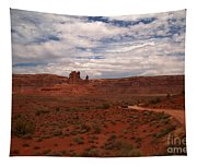 Gods In The Distance Tapestry