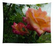 God's Roses Tapestry