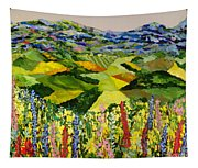 Going Wild Tapestry