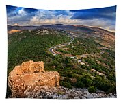 Golan Heights Tapestry