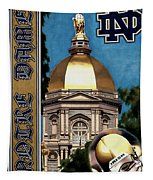 Golden Dome Tapestry