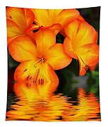 Golden Dreams Tapestry