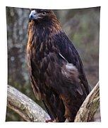 Golden Eagle 2 Tapestry