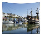 Golden Hind 2 Tapestry