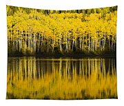 Golden Lake Tapestry