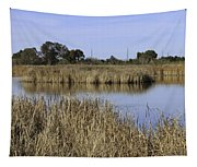 Golden Marsh Tapestry