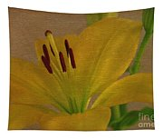Golden One Tapestry