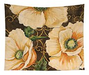 Golden Poppies Tapestry