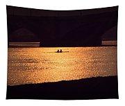 Golden Potomac Tapestry