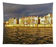 Golden Seine Tapestry