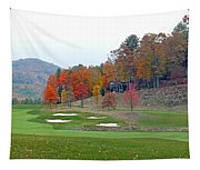 Golf Course At Lake Toxaway Tapestry