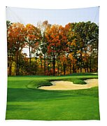 Golf Course, Great Bear Golf Club Tapestry