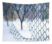 Golf Netting Tapestry