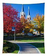 Gonzaga Pathway Tapestry