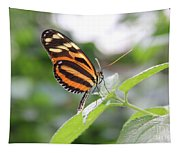 Good Morning Butterfly Tapestry