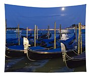 Good Night Venice Tapestry