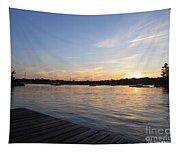 Goodnight Sun Tapestry