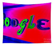 Google's Hallway Tapestry