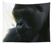 Gorilla-10 Tapestry