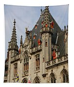 Gothic Bruges Tapestry