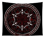 Gothic Celtic Mermaids Tapestry