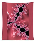 Gothic Pink Tapestry
