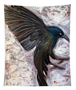 Grackle Tapestry