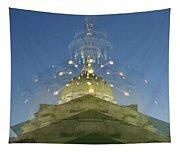 Gradient Zoom Tapestry