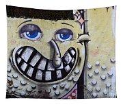 Graffiti Art Buenos Aires 1 Tapestry