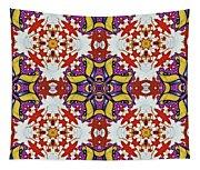 Graffito Kaleidoscope 40 Tapestry