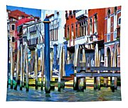 Grand Canal - Venice Tapestry