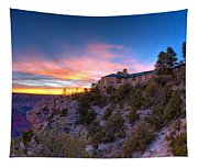 Grand Canyon Lodge Tapestry