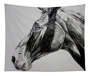 Grand Canyon Mule Tapestry
