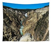 Grand Canyon Of Yellowstone Tapestry