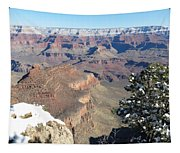 Grand Canyon Scene Tapestry