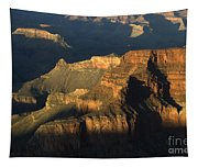 Grand Canyon Symphony Of Light And Shadow Tapestry