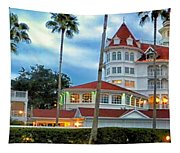 Grand Floridian Resort Walt Disney World Tapestry